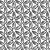 Papel de Parede Hexagone L522-19 - 0,53cm x 10m - Imagem 1