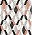 Papel de Parede Hexagone L638-05 - 0,53cm x 10m - Imagem 1