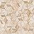 Papel de Parede Hexagone L592-07 - 0,53cm x 10m - Imagem 1