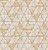Papel de Parede Hexagone L617-08 - 0,53cm x 10m - Imagem 1