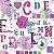 Papel de Parede Kids n'Teens WU20691 - 0,52cm x 10m - Imagem 1