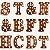 Papel de Parede Fab 138850 - 0,53cm x 10m - Imagem 1