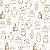 Papel de Parede Fab 138853 - 0,53cm x 10m - Imagem 1