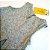 Vestido regata cinza mescla - GAP 3 anos - Imagem 3