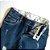 Calça jeans modelo rasgadinho - Carters 5 anos - Imagem 3