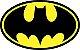 ESTOJO ESCOLAR DAC EM PVC CRISTAL BATMAN - - Imagem 2