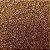Placa de EVA Glitter Make Mais  PT c/ 5 fls 40x60cm  - Cobre Make Mais - 2mm - Imagem 1