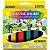 Tinta plástica Plastic Paint 6 cores 20ml - Acrilex - Imagem 1