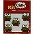 Botões Divertidos Kit Super Criativo Sapinho PT c/ Unidades - Imagem 1