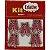 Botões Divertidos kit Super Criativo Sapatilha Ballet Regular PT c/ 5 unidades - Imagem 1