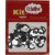 Super Lantejoula Prata Kit Super Criativo 14mm PT c/ 10 grs - Imagem 1