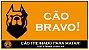 Placa CDT Cão Bravo - Imagem 1