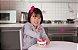 Porta Lanches com Tampa de Silicone Azul - Comtac Kids - Imagem 2