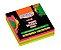 Bloco Adesivo Colorido Smart Notes Neon - BRW - Imagem 1