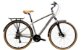 Bicicleta Aro 700 Unissex - Groove Blues - Shimano Tourney - Alumínio - Cor Grafite - Imagem 4
