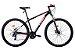 Bicicleta Aro 29 - Trinx M100 Max - 21 Vel. Shimano Tourney - Alumínio - Azul ou Vermelha - Imagem 1
