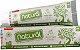 Creme Dental Contente Natural com ingredientes orgânicos 80g- Orgânico Natural - Imagem 1