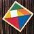 Tangram Colorido - Imagem 2