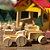 Fazendinha em madeira - Imagem 6