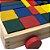 Carrinho com Blocos Coloridos em madeira - Imagem 3