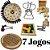 Super Kit Diversão- Memória, Bastões, Alas, 18 TES, Prego II, Tes e  Resta um - Imagem 1