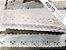 Tira Bordada 3,50 cm - MISTO - cerca de 92% algodão e 8%  poliéster | Peça com 7,20m - Imagem 1