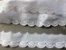 Tira Bordada 5,00 cm - 100% algodão branco | Peça com 14,40 m - Imagem 1
