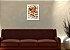 Quadro Decorativo comida laranja Com Moldura E Vidro - Imagem 4
