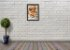 Quadro Decorativo comida laranja Com Moldura E Vidro - Imagem 6