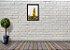 Quadro Decorativo azeite alecrim Com Moldura E Vidro - Imagem 6