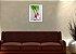 Quadro Decorativo tempero cebolinha Com Moldura E Vidro - Imagem 4