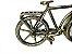 Relógio De Mesa Com Despertador Bicicleta  Bike Decoração - Imagem 2