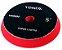 Vonixx  Boina Voxer Espuma Lustro Vermelha  5'' (1und) - Imagem 1