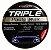 Autoamerica Cera de Carnaúba Triple Wax c/ Aplicador (100g) - Imagem 1