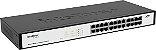 Switch Intelbras 24 Portas Gigabit QoS - SG 2400 QR Gerenciável - Imagem 4