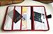 Porta Documentos com botão de pressão - Imagem 2