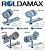 Sistema de Correr RDX - 2 - Para porta de passagem  - Imagem 2