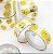 Fita Adesiva Decorativa  Washi Tape smile  kit c/10 und. - Imagem 1