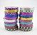 Fita Adesiva Decorativa  Washi Tape c/glitter  kit c/20 und. - Imagem 1