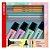 Stabilo Pastel Collection - Kit 4 Boss + 4 Point 88 + 4 Lápis HB - Imagem 1