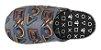 Pantufa Chinelo Playstation Cinza - Imagem 3