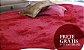 Tapete 2,00 X 2,40 Peludo Felpudo 40mm Sala Shaggy Luxo - Imagem 1