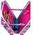 Mala Cupcake Sestini Colors - Colorido  - Imagem 3
