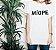 MÍOPE - t-shirt branca - Imagem 1