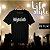 T-shirt| Astgmatismo preta - Imagem 2