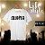 T-shirt|Miopia branca - Imagem 1