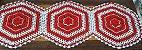 Caminho de Crochê ponto Arco - Imagem 1