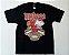 """Matanza """"Thunder Dope"""" Camiseta Preta - Imagem 1"""