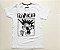 "Rancid ""Give'em The Boot"" Camiseta Branca - Imagem 1"