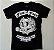 "Face To Face ""Since 1991"" Camiseta Preta - Imagem 1"